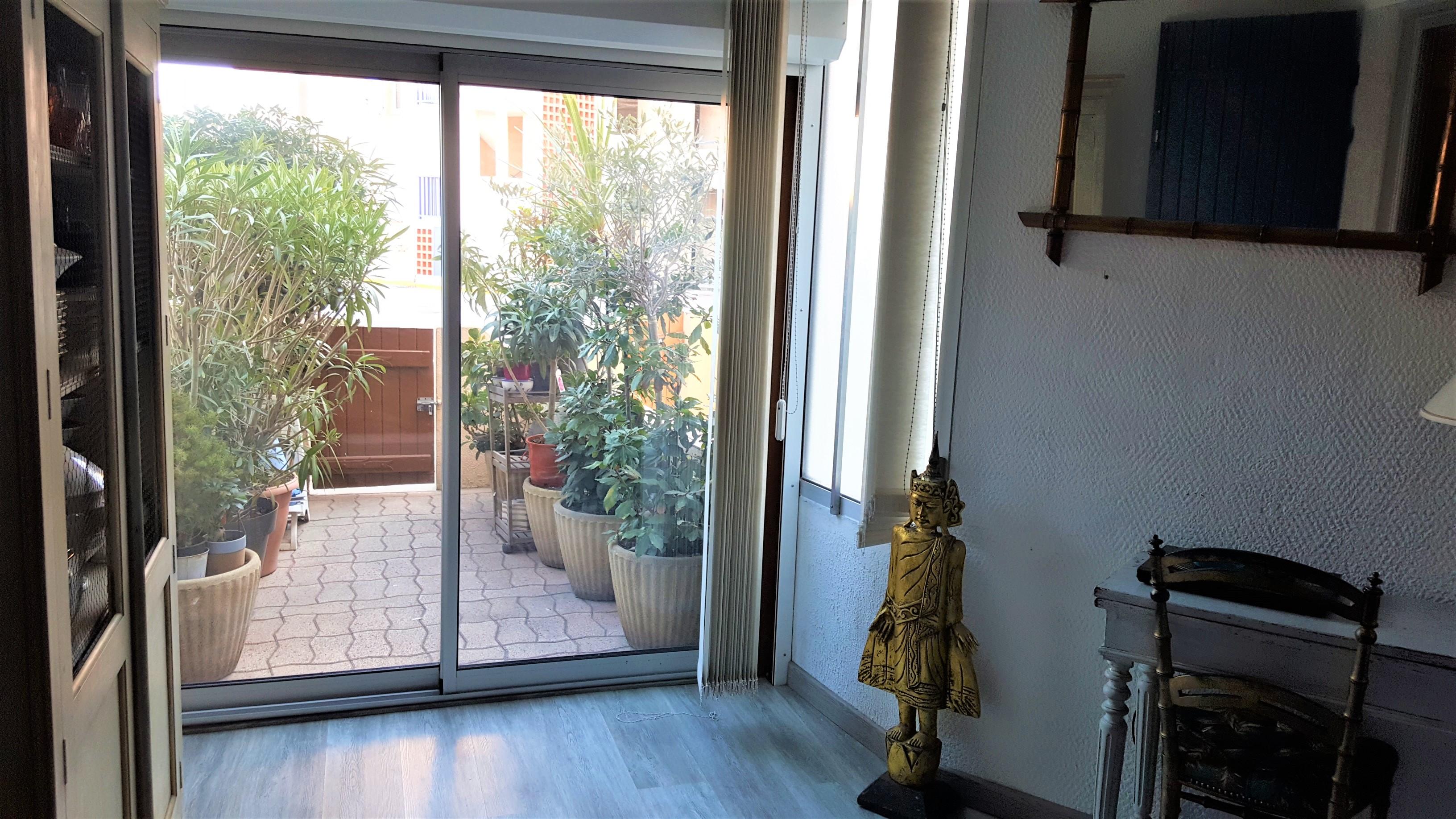 vente Appartement rez-de-jardin en très bon état